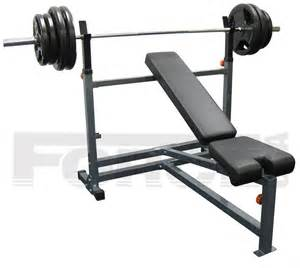 bench press olympic bench 88kg weights barbell press