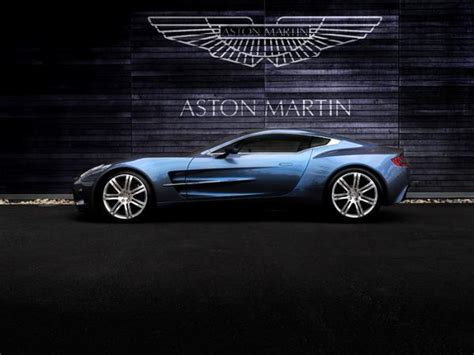 aston martin one 77 print tim wallace
