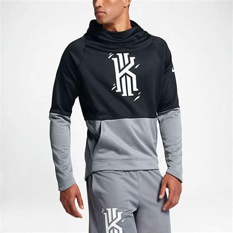 Hoodie Jaket Kyrie Irving Basket Basketball Sweater nike kyrie elite pullover hoodies sportfits