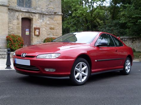 peugeot 406 coupe pininfarina 1998 peugeot 406 coupe 8 pictures information and