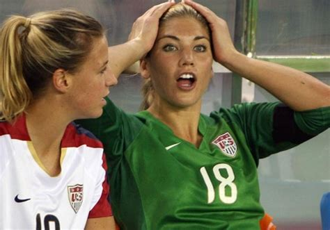 hope solo benched hope solo says former coach shoved her at world cup he