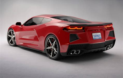 2020 Chevrolet Corvette by 2020 Chevrolet Mid Engine Corvette C8 Masterfully