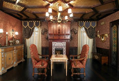 2017 decorating trends interior design trends 2017 gothic living room