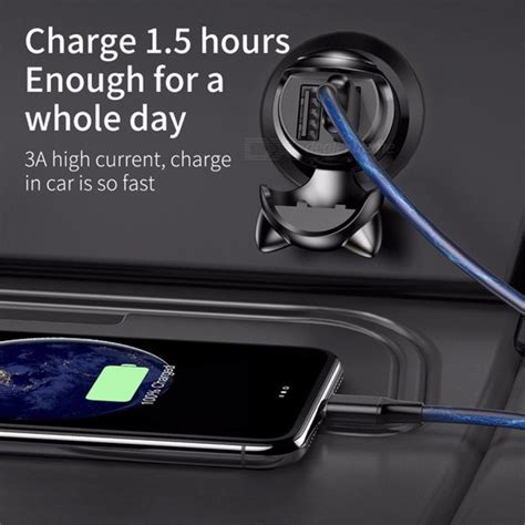 Charger Mobil Baseus Car Charger Dual Usb 3 4a baseus dual usb car phone charger for iphone samsung