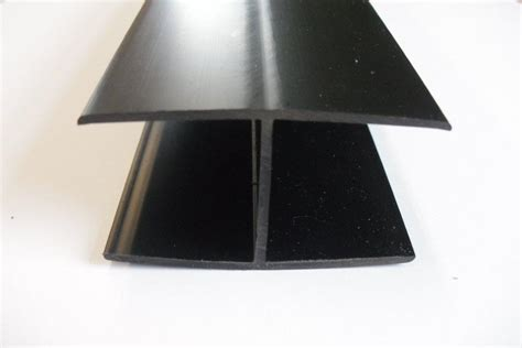 h section accessories for plastic panels from click and fix