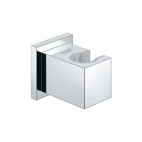 Grohe Rainshower Wall Shower Holder 27074000 grohe euphoria cube wall mount shower holder in