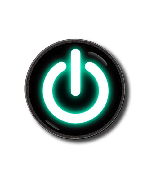 picture of a power button power button icon by slamiticon on deviantart