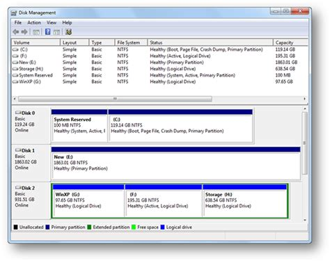 format hard disk partition how to partition your hard drive