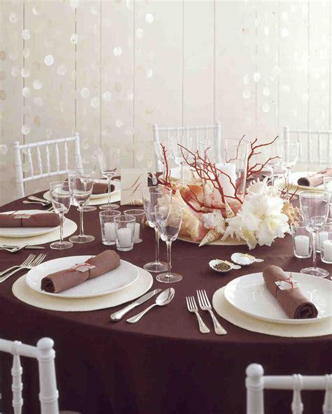 Floral Centerpieces by 25 Non Floral Wedding Centerpiece Ideas Martha Stewart