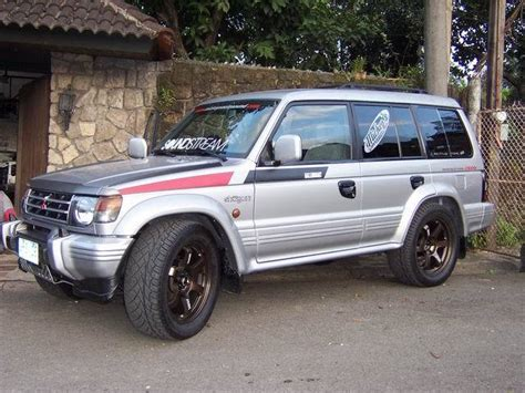 mitsubishi pajero 1997 1997 mitsubishi pajero evolution automatic related