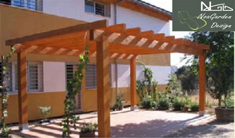 porche madera kit porche pergola kit madera modelo desc2 noagarden