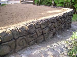 sted concrete retaining wall www pixshark com