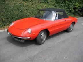 1968 Alfa Romeo Spider For Sale 1968 Alfa Romeo 1300 Spider Junior