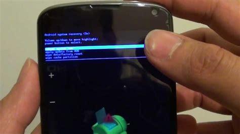 hard reset android que es 191 qu 233 es un hard reset y para qu 233 se utiliza