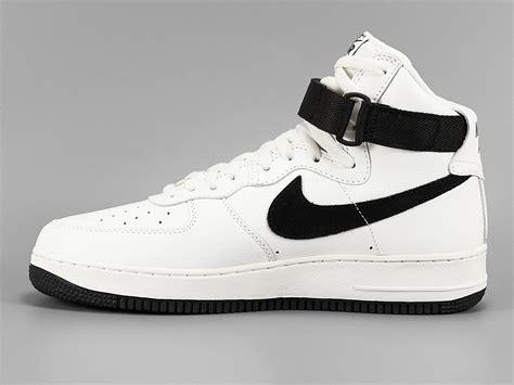 Nike Air 1 High nike air 1 high white black