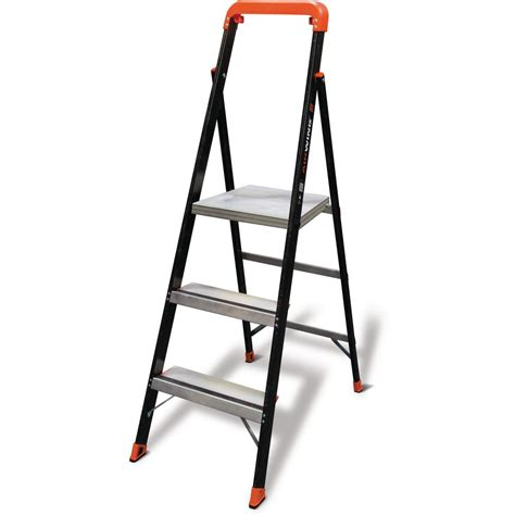 ladder systems airwing 5 ft fiberglass step