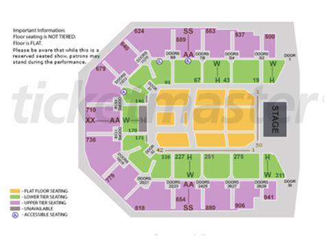 seating layout vector arena neil diamond neil diamond