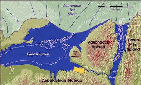 Iroquois Also Search For Opinions On Glacial Lake Iroquois