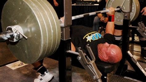 why the bench press is the best exercise t nation