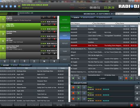 radiodj 1 2 8 0 free freewarefiles audio