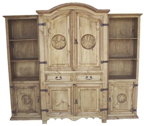 armoire with piers rustic accents armoires