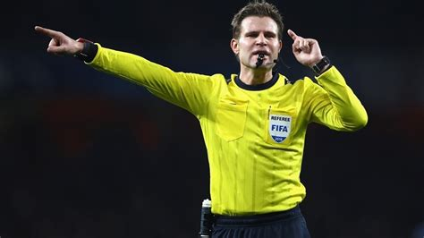 felix brych felix brych appointed chions league referee