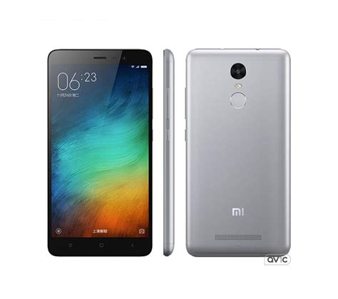Xiaomi Redmi Note Lima A Grey 2 16 New Garansi 1 Tahun Xiaomi Redmi Note 3 Pro 2 16gb Gray Eu Avic