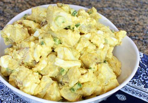 potato salad classic picnic potato salad recipe