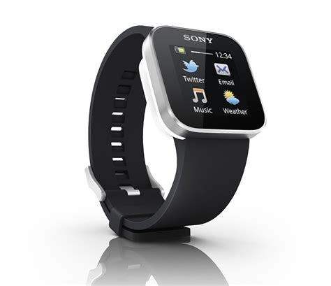 Smartwatch Android sony s new smartwatch android powered wristwatch extravaganzi