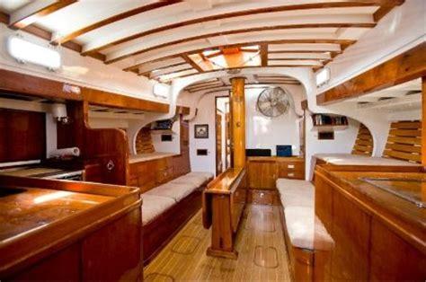 vintage boat interiors tr sailboat interior design
