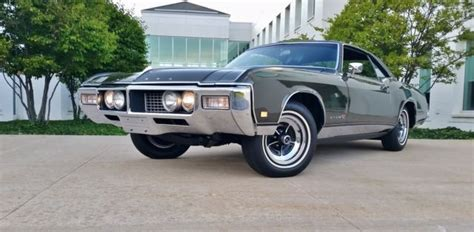 1968 buick riviera gs for sale 1968 68 buick riviera gs classic buick riviera 1968 for sale