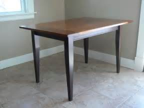 Handmade Kitchen Table Handmade Kitchen Table By E H Woodworking Custommade