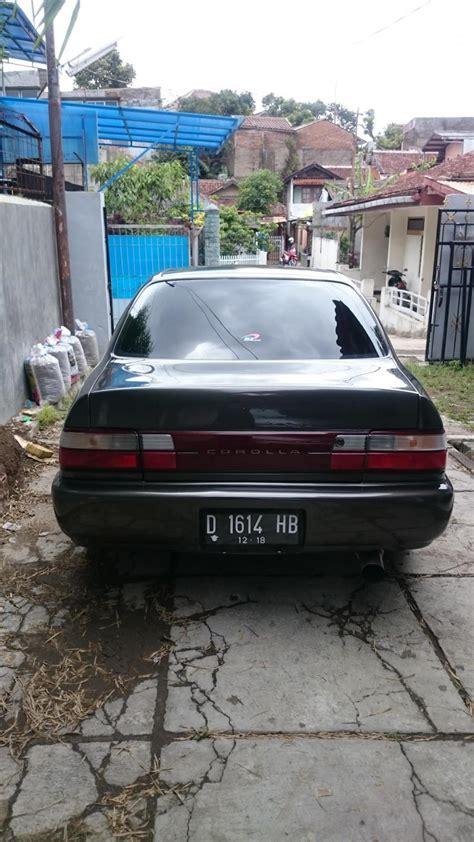 Jual Toyota Great Corolla toyota great corolla 94 terawat mobilbekas