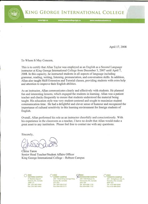 how to write recommendation letter for a student howsto co