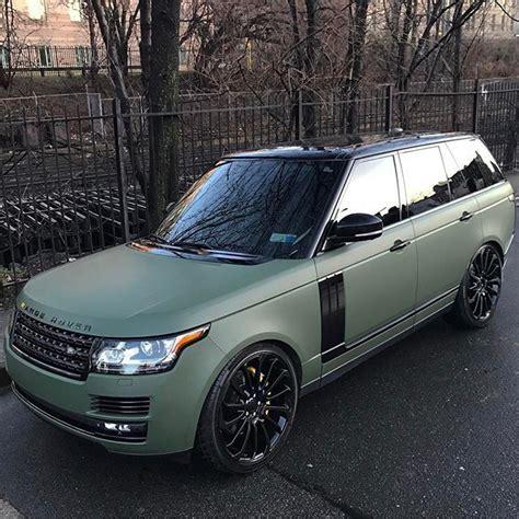 army green range rover best 25 matte car paint ideas on matte cars