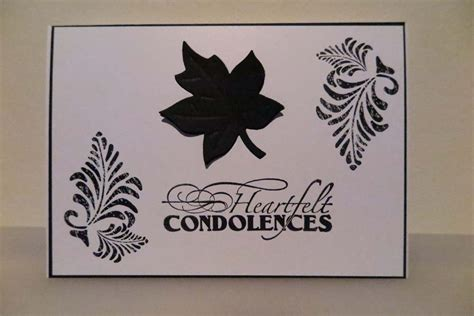 funeral greeting card template for lightroom heartfelt condolences card nuts on shells