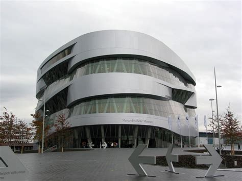 Mercedes Museum Stuttgart Germany by Mercedes Museum Unstudio Stuttgart Germany Mimoa