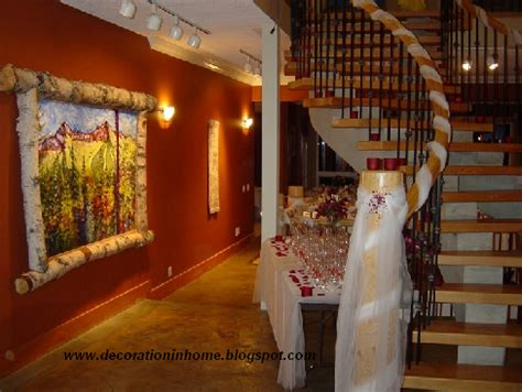 home wedding decoration ideas decoration in home