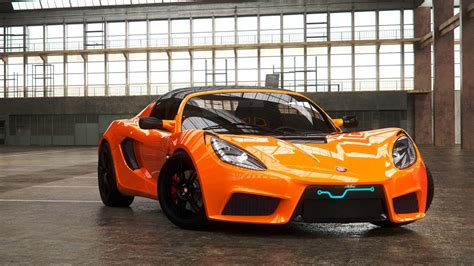 Detroit Electric Reveals Lotus Based Sp 01 First Model Electric Lotus