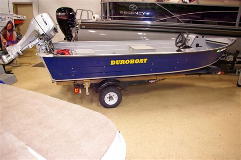 side console fishing boats duroboat v 14 side console ski boats used in rochester ny