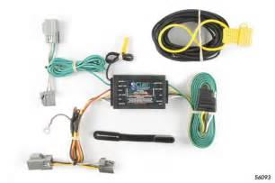 ford taurus 2010 2015 wiring kit harness curt mfg 56093 2012 suspensionconnection