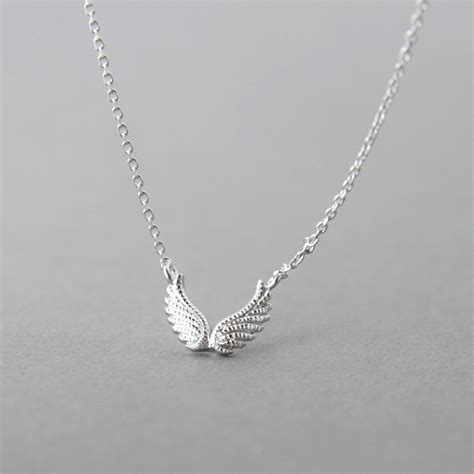 Wing Necklace 17 best images about wings on halo