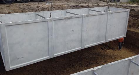vasca di prima pioggia trattamento acque di prima pioggia con impianti prefabbricati