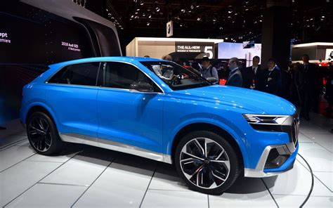 audi x6 audi q8 concept a new rival to the bmw x6 the car guide