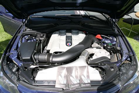 file bmw alpina b5 e60 2005 engine bay jpg