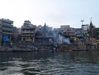 pollution of the ganges wikipedia