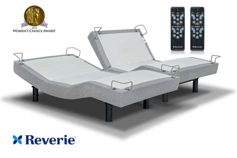 split king reverie 5d adjustable bed with 10 intensity s ebay