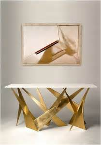 Design For Marble Console Table Ideas 10 Stunning Gold And White Console Table Designs