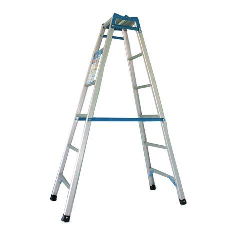 Tangga Lipat Aluminium 2 Meter tangga lipat tangga aluminium tangga murah 2 meter