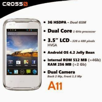 Spesifikasi Tablet Cross spesifikasi dan harga evercross a11 smartphonely
